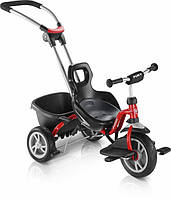 Велосипед трехколесный Puky CAT S2 Ceety красный Германия + корзина + подставка для ног OR