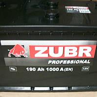 Аккумулятор 6СТ-190 Зубр (Zubr)