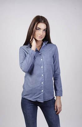 Стильная блуза-рубашка УСС5740