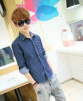 Рубашка джинсовая POLO PM6626