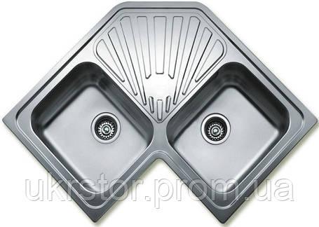Кухонная мойка TEKA CLASSIC ANGULAR 2B  микротекстура, фото 2