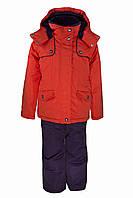 Зимний костюм для девочек Gusti Boutique GWG 3010-HIBISCUS. Размер 96 - 127.