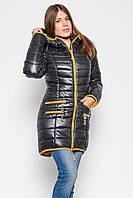 Зимняя куртка черная X-Woyz