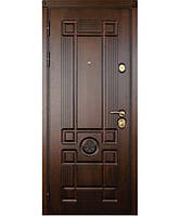 Входные двери Стандарт Монарх ПАТИНА