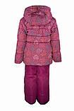 Зимний костюм для девочек Gusti Boutique GWG 3014-FUSHIA. Размеры 86 - 98., фото 2