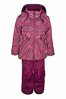 Зимний костюм для девочек Gusti Boutique GWG 3014-FUSHIA. Размер 86-116.