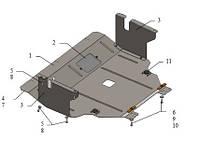 Защита двигателя Renault Trafic 2,0D, 2,5D (металлическая)