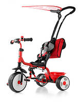 Велосипед детский Milly Mally BOBY Deluxe 2015 Польша + подножка + ручка + рюкзак
