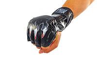 Перчатки для смешанных единоборств Everlast  BO-3207