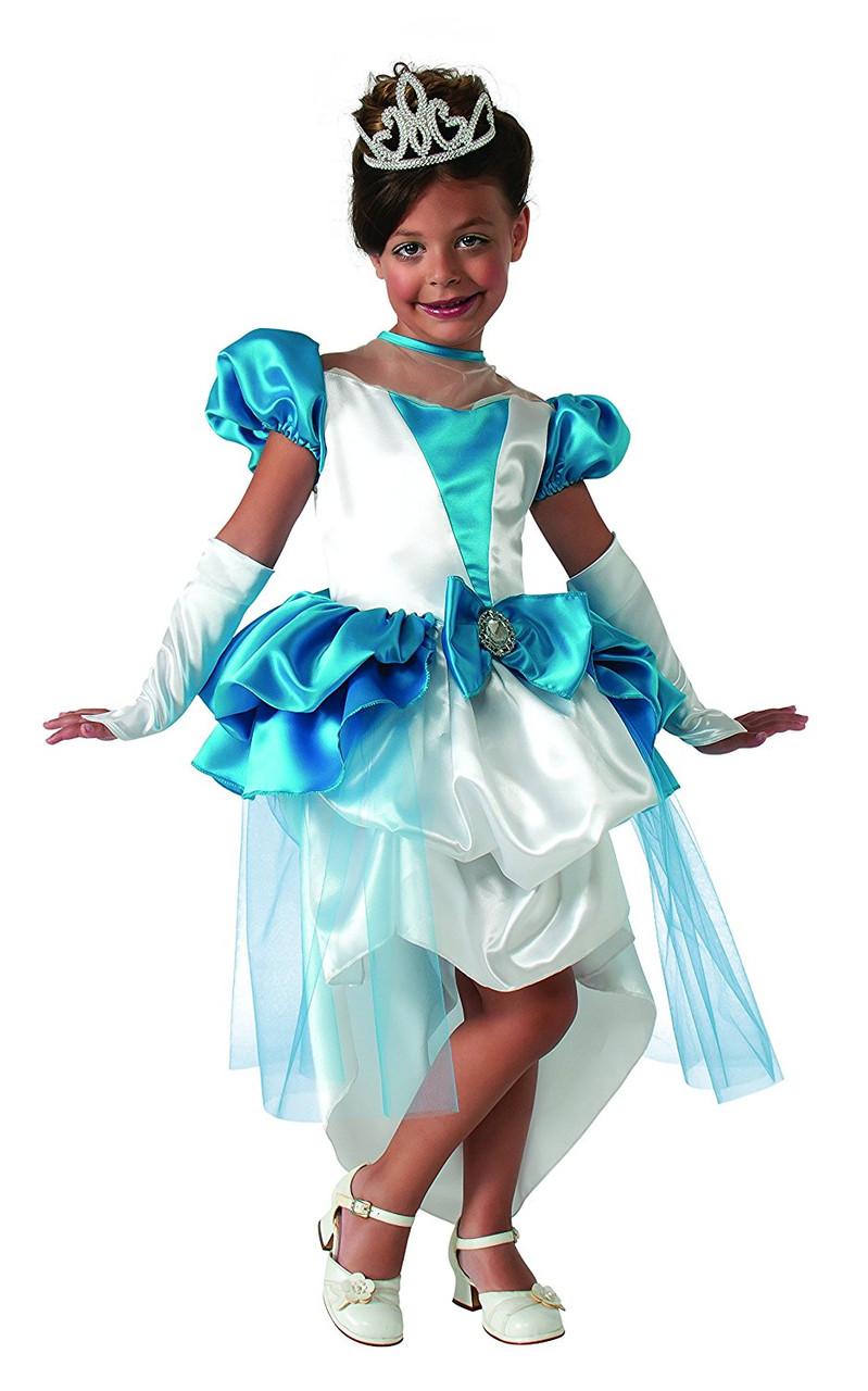 Костюм принцессы Crystal Princess Dress-Up Costume