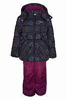 Зимний костюм для девочек Gusti Boutique GWG 3014-ECLIPSE. Размеры 90 - 98., фото 1