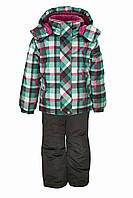 Зимний костюм для девочек Gusti Boutique GWG 3016-SPECTRA GREEN. Размер  96 -119.