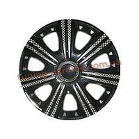 Автомобильные колпаки на колеса STAR DTM Super Black R13