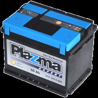 Аккумулятор 6СТ-60 левый + Plazma Expert