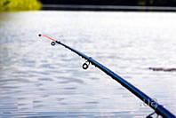 Телескопическая удочка Kaida для рыбалки 4 метра, удочки, товары для рыбалки недорого