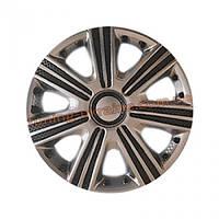 Автомобильные колпаки на колеса STAR DTM Super Silver R13