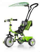 Велосипед детский Milly Mally BOBY Deluxe 2015 Польша + подножка + ручка + рюкзак OR