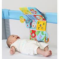 Развивающий центр для кроватки Веселые друзья (звук, свет) Taf Toys