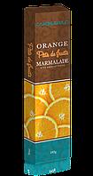апельсиновый натуральный мармелад