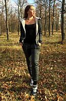 Спортивний костюм Chanel на хутрі петля (Лыжный костюм Chanel на меху петля)