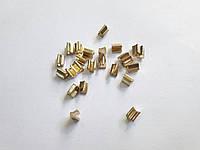 Стопор верхний PERFETTA 5мм золото