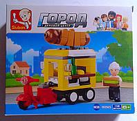 Лего 112 дет В коробке М38-В0565 Sluban Китай