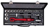 Набор инструментов Intertool (Интертул) ET-6027 26 предметов