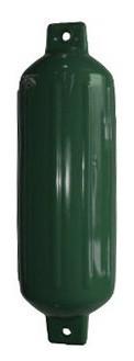 Кранец для швартовки ребристый 4.5x16, зеленый Канада