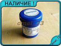 Флюс гель для BGA реболлинга Amtech NC-559-ASM, 100г