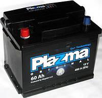 Аккумулятор 6СТ-60 левый + Plazma Original