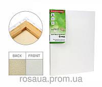 Холст на подрамнике, 105x150 см, мелкое зерно, акрил, хлопок, ТМ ''Этюд''