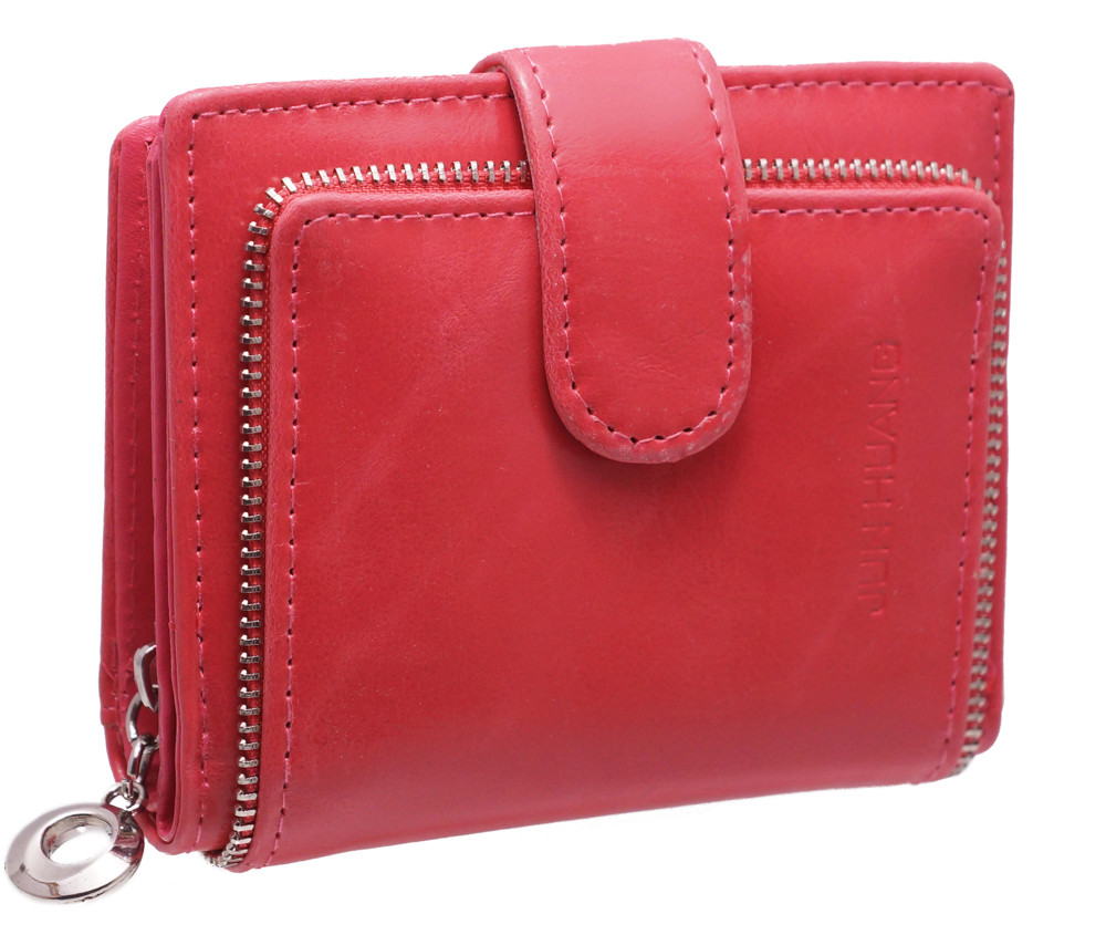 Маленький женский кошелек 013S Pink