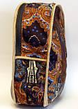Дитячий джинсовий рюкзак Алекс Мадагаскар, фото 5