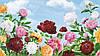 """Бумажные фотообои """"Аромат цветов"""" 350х196 см"""