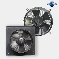 Осевые промышленные вентиляторы Турбовент Сигма