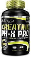 Креатин BioTech Creatine pH-X Pro (120 caps)