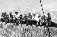 Фотообои Отдых над Манхеттеном, 175х115 см