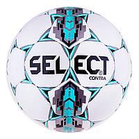Мяч футбольный модели Select Contra Duxon Sky