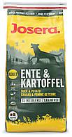 Josera Ente & Kartoffel 4кг -гипоаллергенный корм для собак с уткой