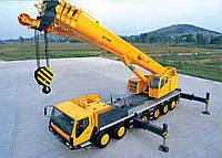 Услуги автокрана 16 тонн Киев