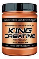 Креатин Scitec Nutrition King Creatine (120 caps)