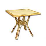 """Стол """"Триумф"""", Мебель из ротанга, фото 2"""