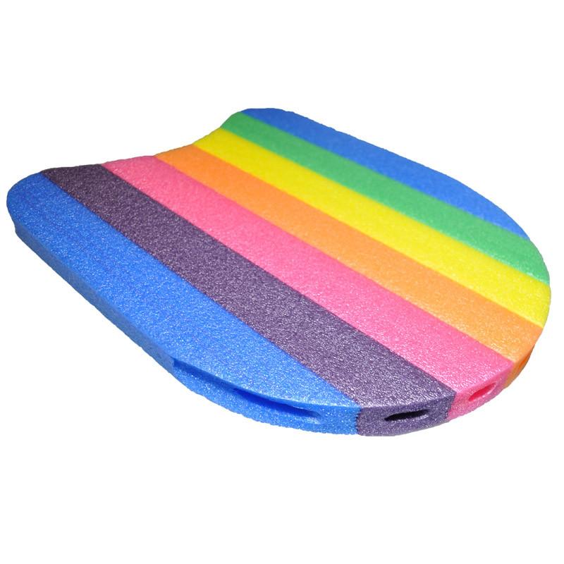 Дошка для плавання різнобарвна рр:35*31*2,8 cm B1005