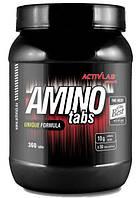 Аминокислоты Activlab Amino Tabs (360 kaps)