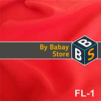 Костюмная ткань Florida, костюмка, Красный