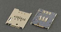 Коннектор сим карты  Sony Ericsson LT30p Xperia T; Sony LT22i Xperia P