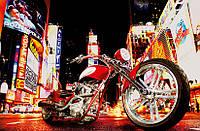 Фотообои Ночной гонщик 175х115 см (уценка)