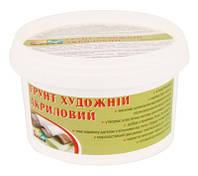 Грунт акриловый художественный, 280мл (350г) ,РОСА