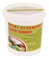 Грунт акриловый художественный, 500мл (600г), РОСА