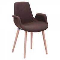 Кресло лофт Leonar FB Wood Коричневый